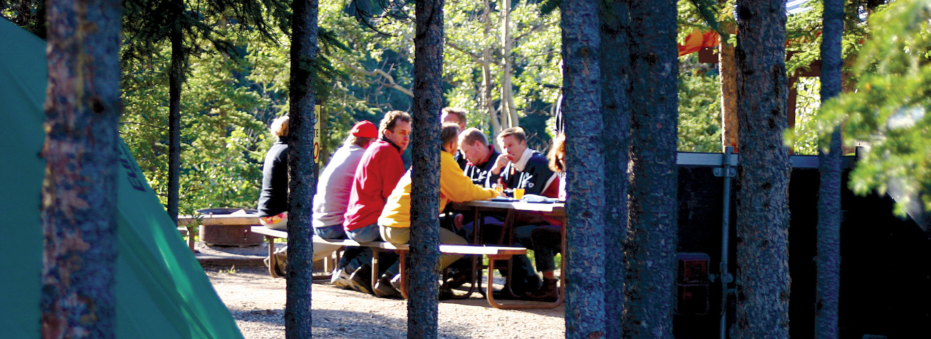 RV Campground & Tent Sites - Denali National Park Camping