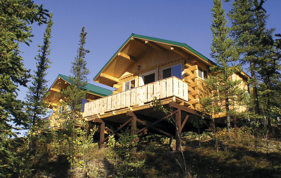 Denali national park rental river cabins in alaska for Denali national park cabins