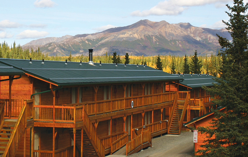 Denali National Park Resort Lodging in Alaska Denali Grizzly