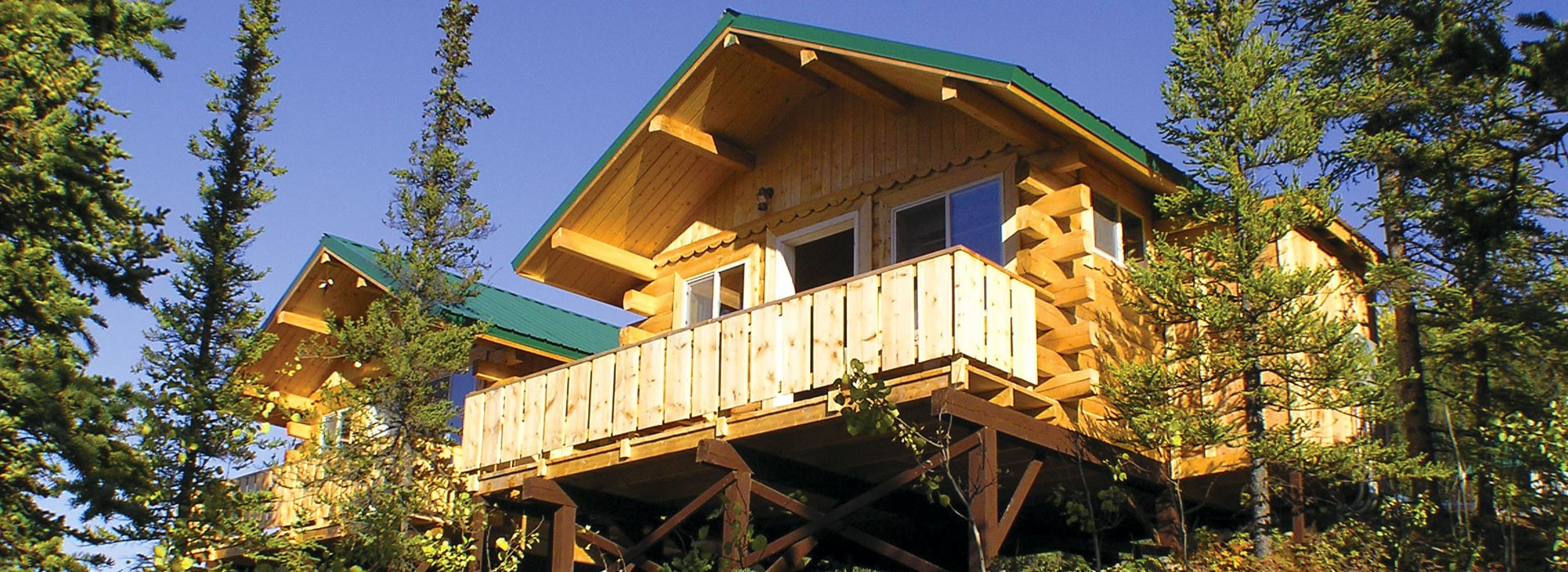 Denali National Park Resort U0026 Lodging In Alaska | Denali Grizzly ...