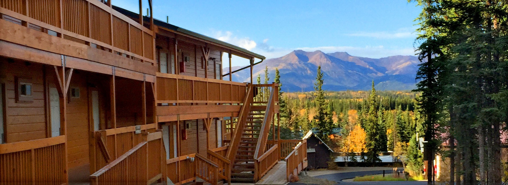 Denali National Park Resort Amp Lodging In Alaska Denali