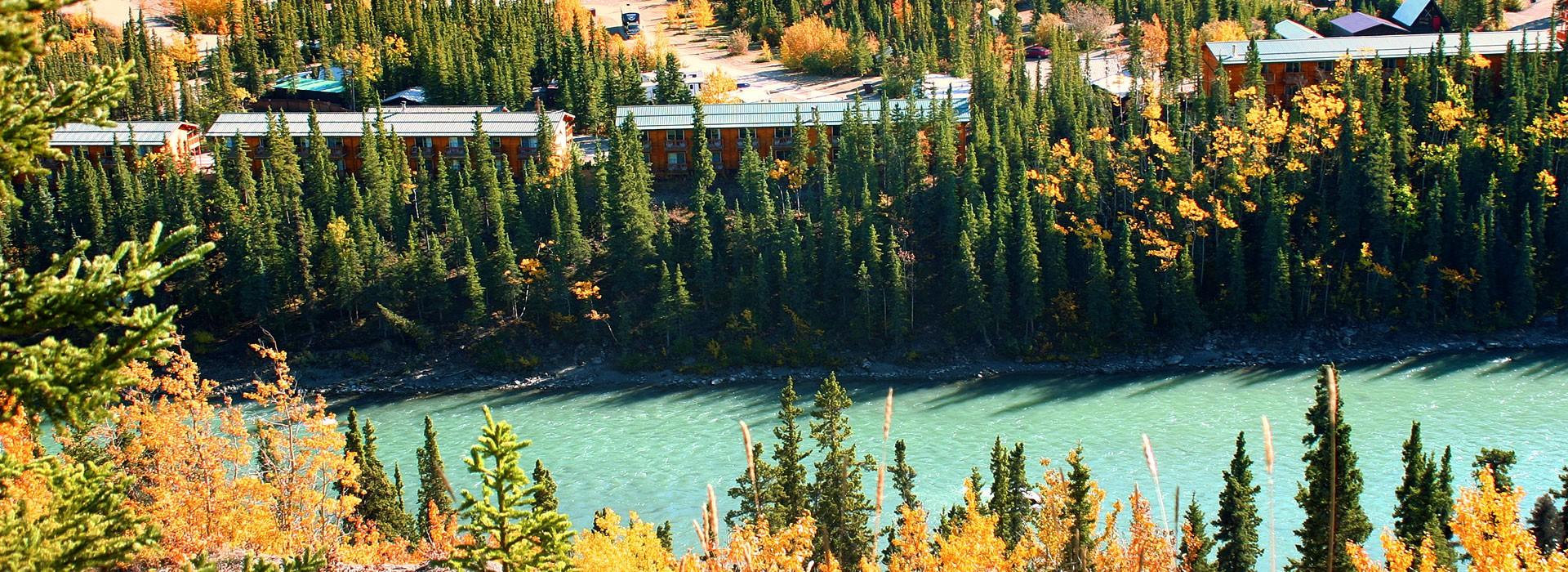 Incroyable Denali National Park Resort U0026 Lodging In Alaska | Denali Grizzly ...